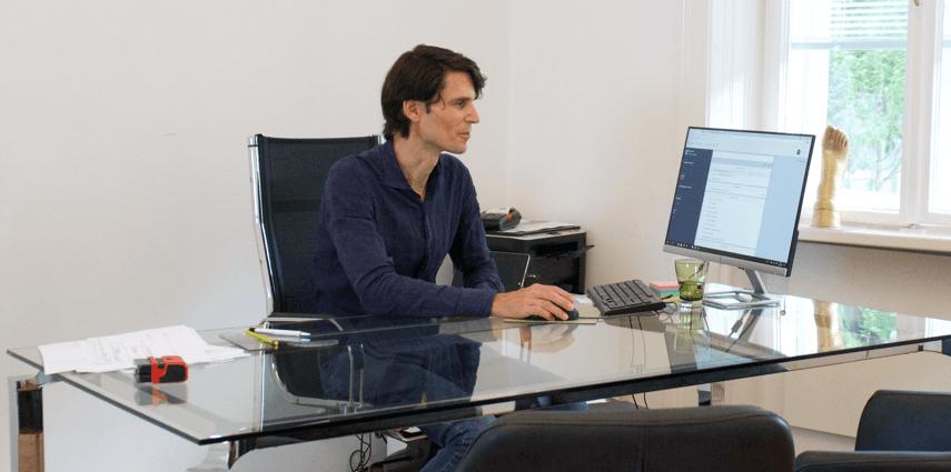 Dr. Peter Bock - Wahlarzt Software für Orthopäden
